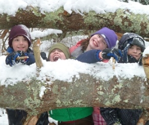 Mass Audubon's Winter Vacation Program Filling Up Fast!