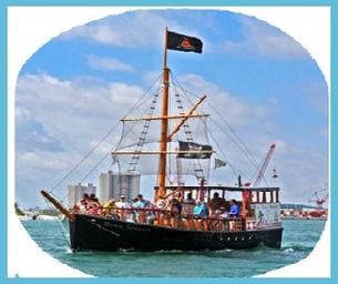 The Black Sparrow Pirate Adventure Sails Through the Holidays!