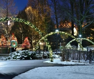 Celebrate the Season with Half-Price Admission to Hershey Gardens