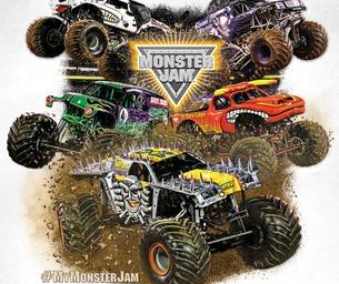 WIN 4 TIX: Monster Jam CLUB LEVEL + Pit Passes!!!