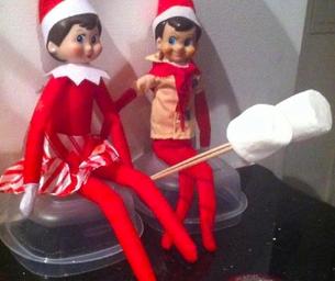 Elf on the Shelf Photo Contest
