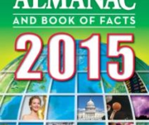 Still Stumped - The 2015 World Almanac Has Something For Everyone