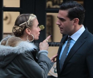 "A Chat with Cameron Diaz & Bobby Cannavale of ""Annie"" #AnnieMovie"