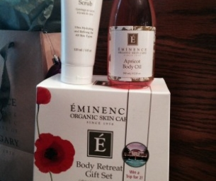 GIVEAWAY: Win an organic spa body kit from Avellino Esthetics