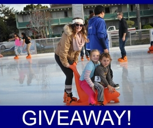 GIVEAWAY! The Little Ice Rink and the Best Lil' Porkhouse!