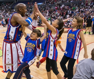 Harlem Globetrotters Special Discount for MK Subscribers