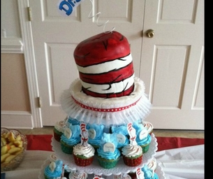 Willow Sweets Custom Cakes