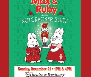 Win Tickets to see Max & Ruby's Christmas