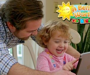 Make A Better World for Kids Mobile Game