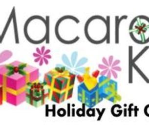 Holiday Gift Guide Macaroni Kid 2014