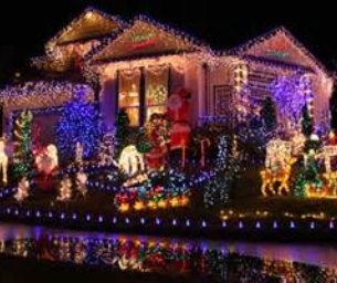 Holiday lights 2014. A list of some of the best.