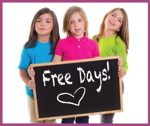 Remaining SCFD Free Days for 2014 - Who doesn't like free?