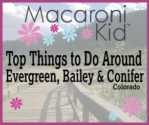 Top Family Things to Do Around Evergreen, Bailey & Conifer - 2014