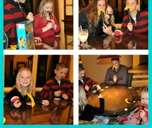 Review: Moustache Smash, Family Game Night with Spin Master!
