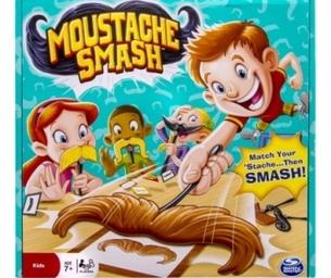 Moustache Smash