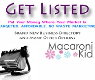 GET YOUR BUSINESS LISTED IN OUR DIRECTORY!!
