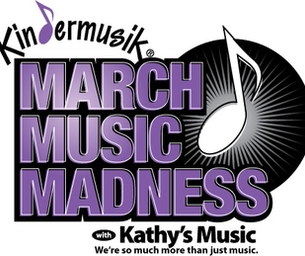 MARCH MUSIC MADNESS  WITH KINDERMUSIK