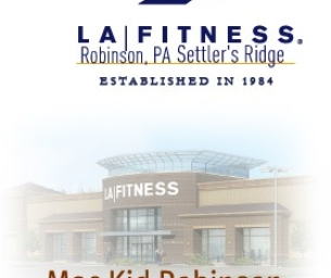 LA FITNESS ROBINSON- SETTLERS RIDGE WANTS YOU!