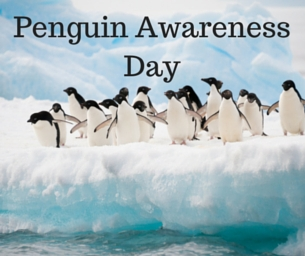 Penguin Awareness Day is January 20