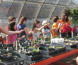 Environmental Horticulture Club for  Grades 5-7