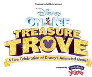 Disney On Ice Show Comes to Bridgeport Jan 8-11 & Hartford Jan 14-18