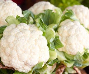 Five Things to do with Cauliflower
