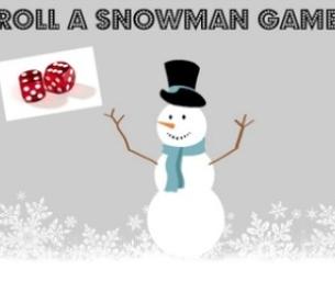 Roll a Snowman