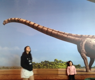 Our Visit to the Natural History Museum Los Angeles County
