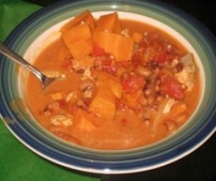 Macaroni Recipe: African Chicken Stew