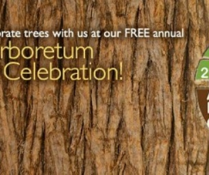 Arbor Day Celebration at the Houston Arboretum, January 24