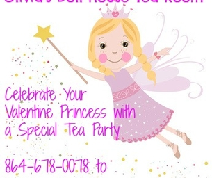 Valentine's Day Fun for Your Little Princess