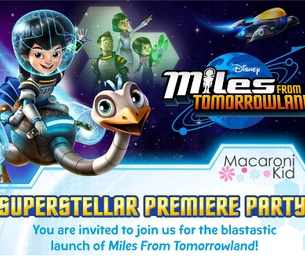 Disney Junior's Miles From Tomorrowland