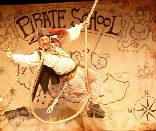 """Pirate School!"" Coming to the BCPA Friday, Jan. 30 at 7pm"
