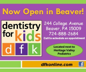 Dentistry For Kids Opens Downtown Beaver Office