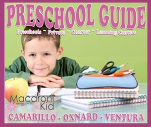 INTRODUCING THE 2015 PRESCHOOL GUIDE