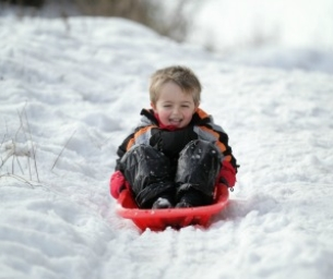 Favorite Local Sledding Places