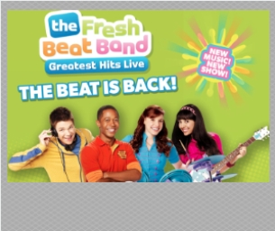 Win Tickets to The Fresh Beat Band