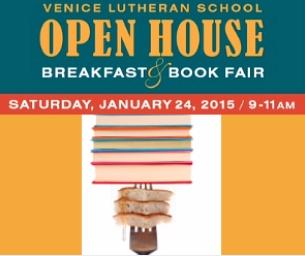 Venice Lutheran School- Open House