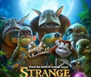 "Movie Review: ""Strange Magic"" is a Madcap Fairy Tale Adventure!"