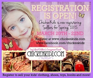 Registration is now OPEN for the Chickenkidz Spring/Summer event!