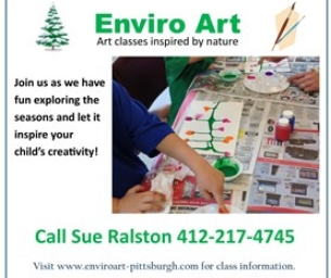 Enviro Art: Finding What Draws You - The Season of Winter