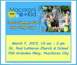 Kids Summer Camp & Activity Expo