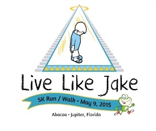 Live Like Jake 5K Run/Walk: May 9, 2015