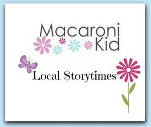 Local Storytimes and Library Events