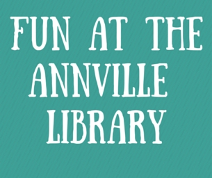 New Adult Programs at Annville Free Library This Winter