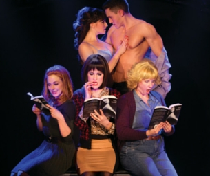 Giveaway: 50 Shades! The Musical Parody