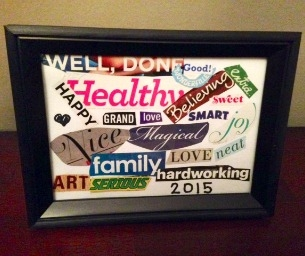 Create a Family Vision Board