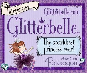 Macaroni Reads ~ Glitterbelle, The Sparkliest Princess Ever!