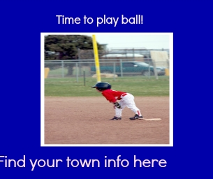 Find your local league listing here
