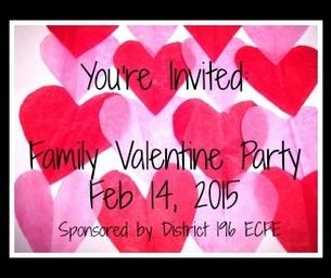 Family Valentine Party
